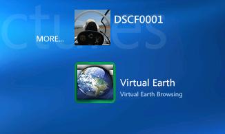 Virtual Earth on a Media Center PC (Sean McLeod)